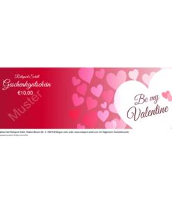 Geschenkgutschein Valentinstag, Geschenkgutschein Reiten, Geschenkgutschein Reitsport