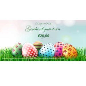 Geschenkgutschein Ostern, Geschenkgutschein Reitsport, Geschenkgutschein Reiten,