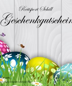 Geschenkgutschein Ostern Reitsport