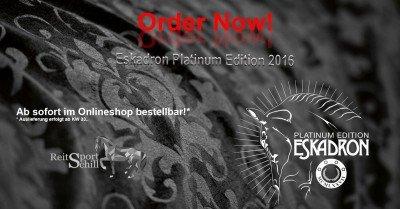 Eskadron Platinum 2016 Versandkostenfrei im Reitsport Schill Onlineshop