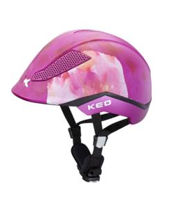 Reithelm KED Pina Flower Violet, Reithelm KED Pina, KED Reithelme