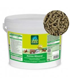 Lexa Amino Mineral, Mineralfutter für Pferde, Pferdefutter, Zusatzfutter Pferde
