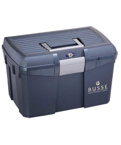 Busse-Putzbox-Tipico-blau-navy, Putzbox Pferd, Putzbox Stall, Putzbox Weide, Pferdeputzbox