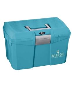 Busse-Putzbox-Tipico-hellblau, Putzbox Pferd, Putzbox Stall, Putzbox Weide, Pferdeputzbox