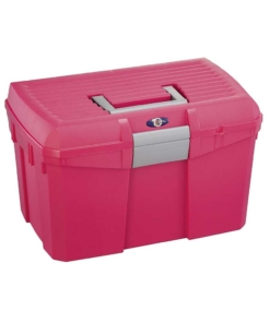 Busse-Putzbox-Tipico-pink, Putzbox Pferd, Putzbox Stall, Putzbox Weide, Pferdeputzbox