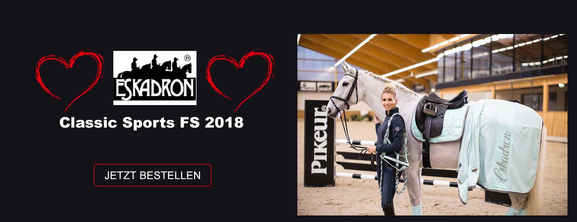 Eskadron Classic Sports FS 2018