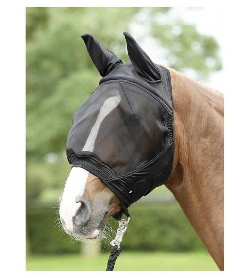 Busse-Fliegenmaske-Fly-Buckler, Fliegenmaske Pferd, Fliegenhaube Pferd, Fliegenmaske günstig