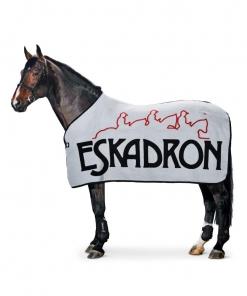 Eskadron-Dralon-Abschwitzdecke-Trademark, Eskadron Trademark, Eskadron Abschwitzdecke Dralon