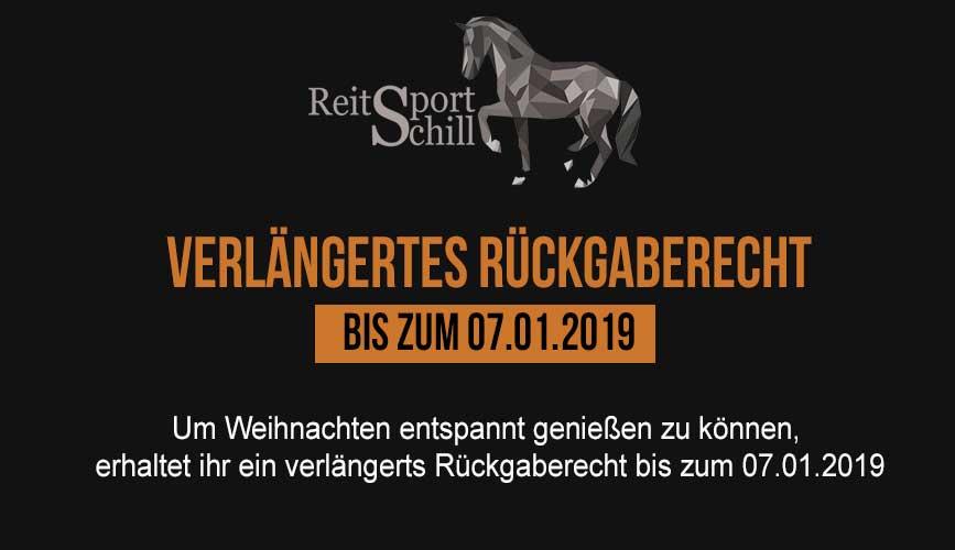 Reitsport Schill Rückgaberecht