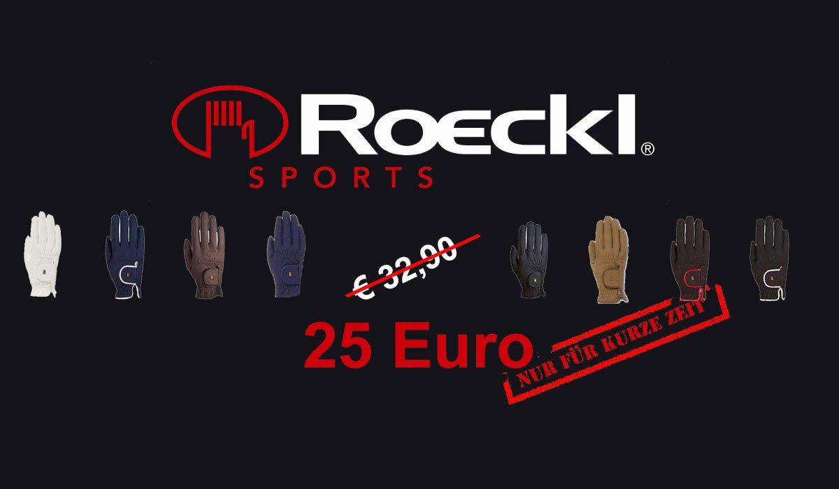 Roeckl Grip 25 euro, Roeckl Grip Angebot, Roeckl Grip Reithandschuhe