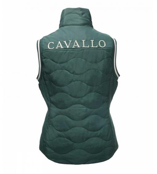 Cavallo Steppweste Marina, Cavallo Weste, Cavallo Reitweste,