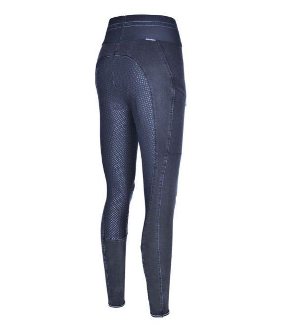 Pikeur Ivana Grip Jeans Athleisure, Pikeur Jeansreithose, Pikeur Joggingreithose