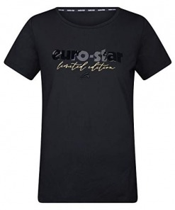 euro-star Shirt Special Edition black-gold,