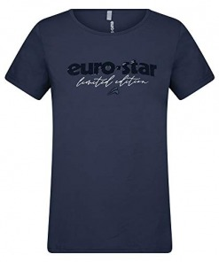 euro-star Shirt Special Edition navy/silver