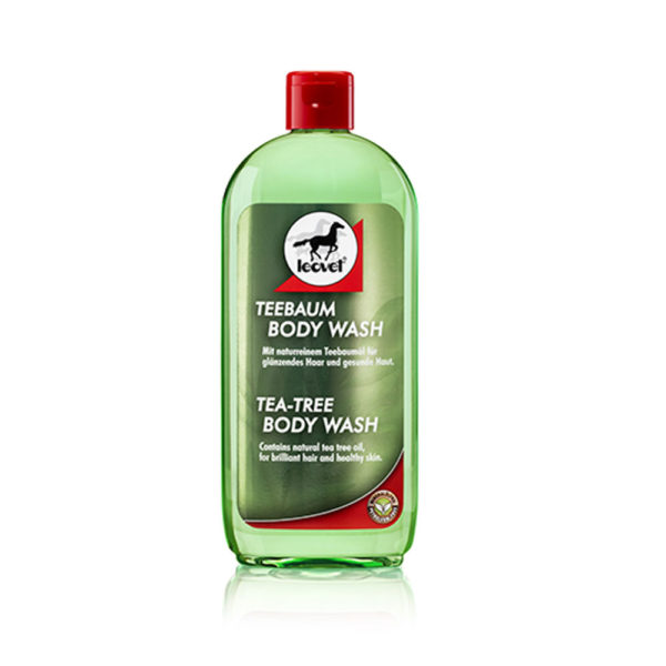 Leovet Teebaum Shampoo, Leovet Teebaum Body Wash